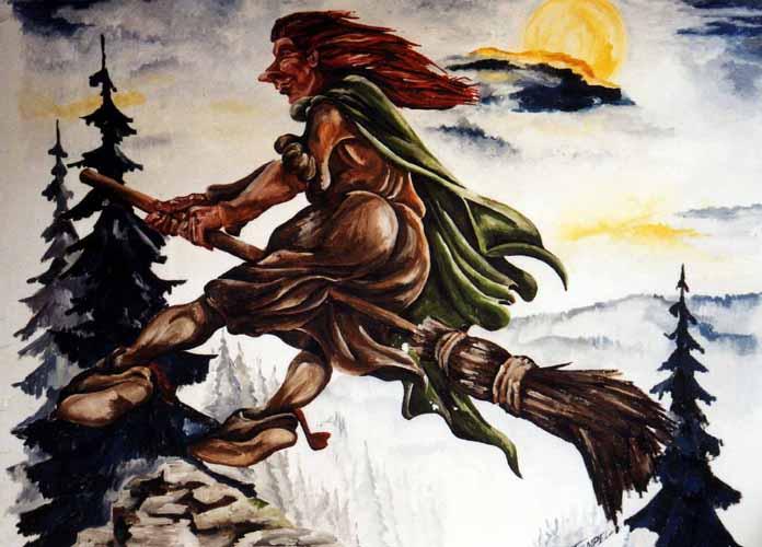 [Traduction] Nuit de Walpurgis - Rosemary Ellen Guiley Brockenhexe_k